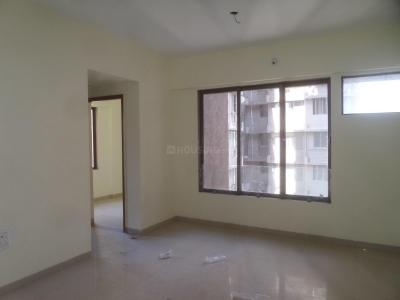 Gallery Cover Image of 728 Sq.ft 1.5 BHK Apartment for rent in Marigold, Kasarvadavali, Thane West for 14000