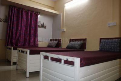 Bedroom Image of Aohk PG in Kharadi