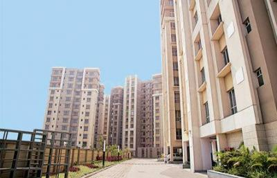 Gallery Cover Image of 1350 Sq.ft 3 BHK Apartment for rent in New Town for 15000