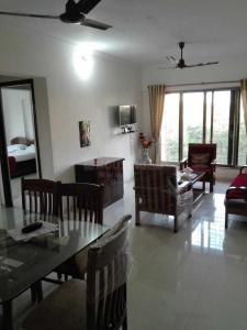 Gallery Cover Image of 1200 Sq.ft 2 BHK Apartment for rent in Andheri East for 48000