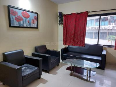 Gallery Cover Image of 950 Sq.ft 2 BHK Apartment for rent in DSK Madhuban Apartments, Andheri East for 50000