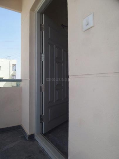 Main Entrance Image of 600 Sq.ft 1 BHK Apartment for rent in Kalena Agrahara for 8000