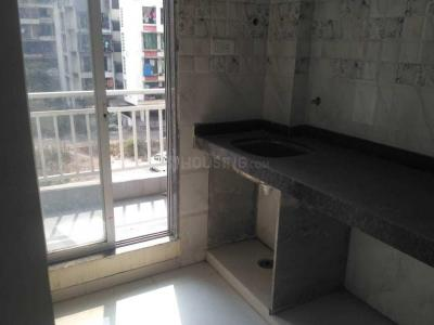 Gallery Cover Image of 415 Sq.ft 1 RK Apartment for rent in Kamothe for 8000