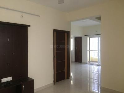 Gallery Cover Image of 1000 Sq.ft 2 BHK Apartment for rent in Hebbal Kempapura for 15000