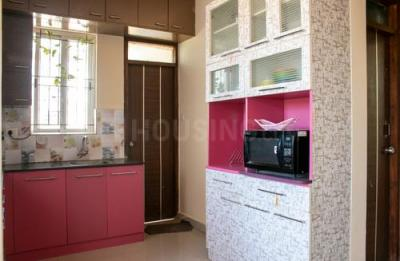 Kitchen Image of 2 Bhk In Isha Mistry Green in Chansandra