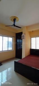 Gallery Cover Image of 500 Sq.ft 1 BHK Independent House for rent in Keshtopur for 6500