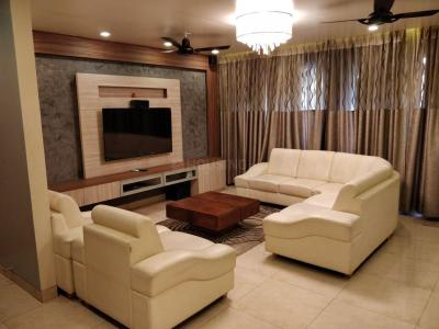 Gallery Cover Image of 2800 Sq.ft 4 BHK Apartment for rent in Ramesh Hermes Heritage Phase 1, Yerawada for 35000