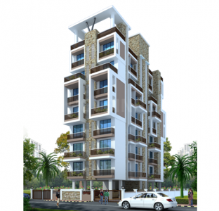 Gallery Cover Image of 674 Sq.ft 1 BHK Apartment for buy in Ulwe for 5400000
