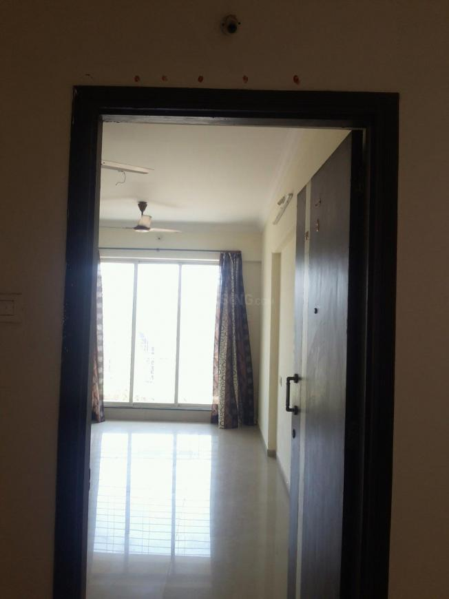 Main Entrance Image of 1100 Sq.ft 2 BHK Apartment for rent in Airoli for 28000