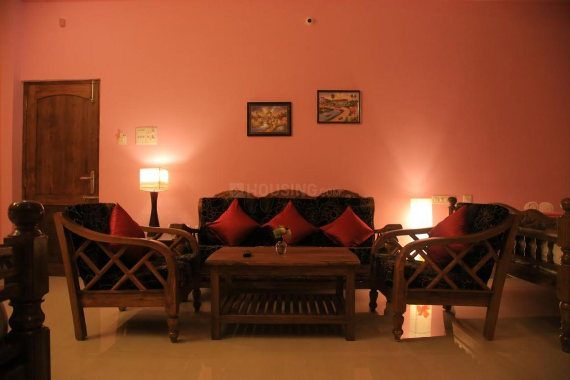 Living Room Image of 350 Sq.ft 1 BHK Apartment for buy in Priyadarshini Nagar for 1900000
