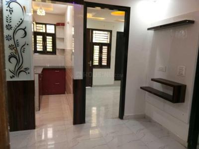 Gallery Cover Image of 500 Sq.ft 2 BHK Independent Floor for rent in Bindapur for 11000