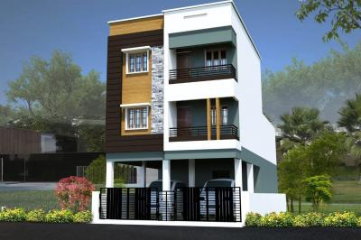 Gallery Cover Image of 825 Sq.ft 2 BHK Apartment for buy in Sembakkam for 3712000