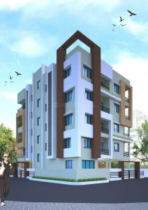 Gallery Cover Image of 517 Sq.ft 1 BHK Apartment for buy in Salt Lake City for 1912900