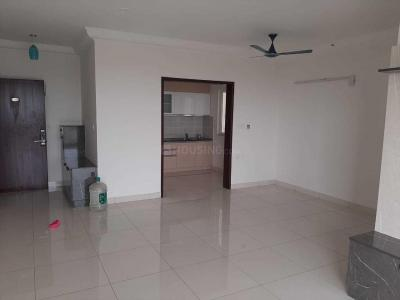 Gallery Cover Image of 1500 Sq.ft 3 BHK Apartment for rent in Purva Palm Beach, Kyalasanahalli for 27000