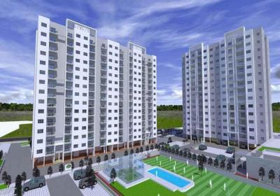 Gallery Cover Image of 834 Sq.ft 2 BHK Apartment for buy in Hinjewadi for 4100000