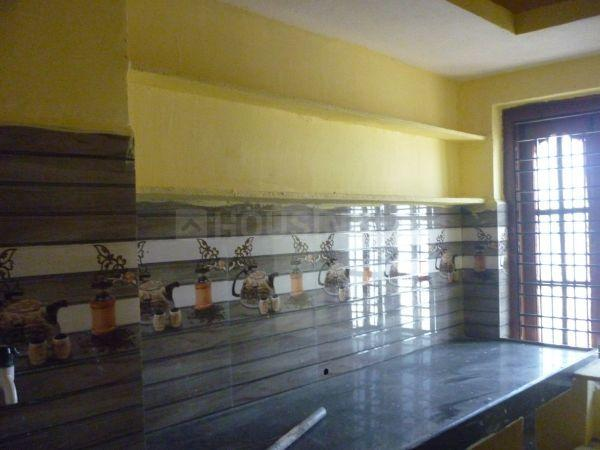 Kitchen Image of 550 Sq.ft 1 BHK Independent House for rent in Patancheru for 5500