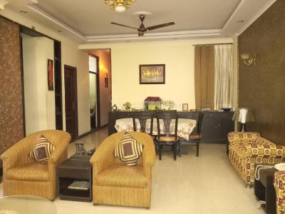 Gallery Cover Image of 1860 Sq.ft 3 BHK Apartment for rent in Vaishali for 22000