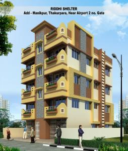Gallery Cover Image of 632 Sq.ft 2 BHK Apartment for buy in Dum Dum for 2054000
