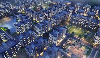 Gallery Cover Image of 787 Sq.ft 2 BHK Apartment for buy in Joka for 1798000