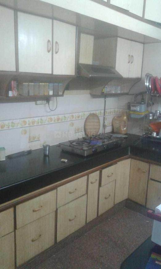 Kitchen Image of 1750 Sq.ft 3 BHK Apartment for rent in Sector 9 Dwarka for 30000