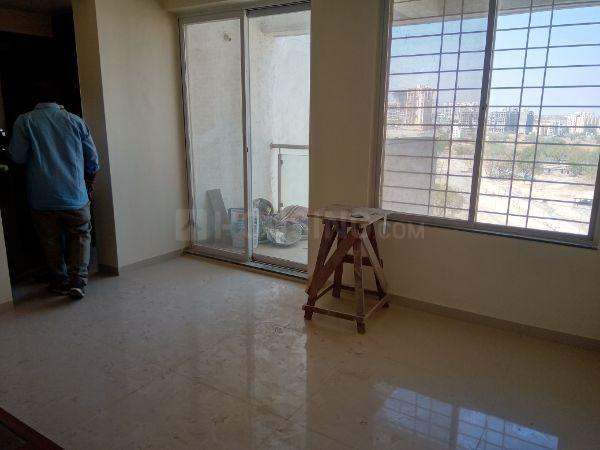 Living Room Image of 580 Sq.ft 1 BHK Apartment for rent in Undri for 14000