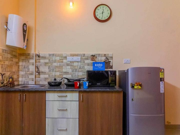Kitchen Image of Zolo Whiplash in Sholinganallur