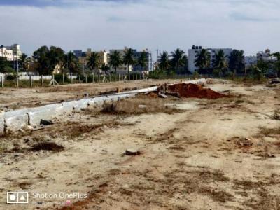 1551 Sq.ft Residential Plot for Sale in Mahadevapura, Bangalore