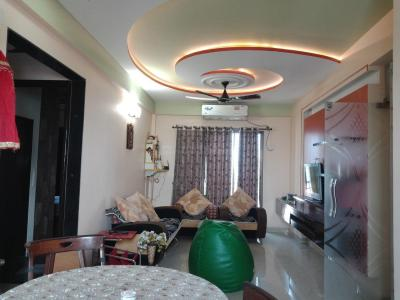 Gallery Cover Image of 1890 Sq.ft 3 BHK Apartment for rent in Seawoods for 67000