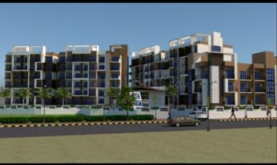 Gallery Cover Image of 475 Sq.ft 1 BHK Apartment for buy in The Green Crest, Taloja for 2495000