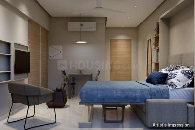 Bedroom Image of 1074 Sq.ft 4 BHK Apartment for buy in Dahisar East for 19598000