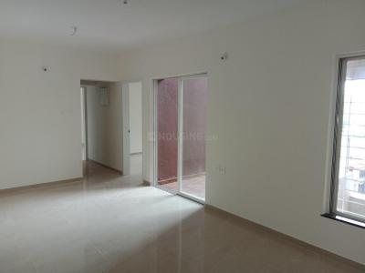 Gallery Cover Image of 1350 Sq.ft 3 BHK Apartment for rent in ARV Newtown, Pisoli for 12000