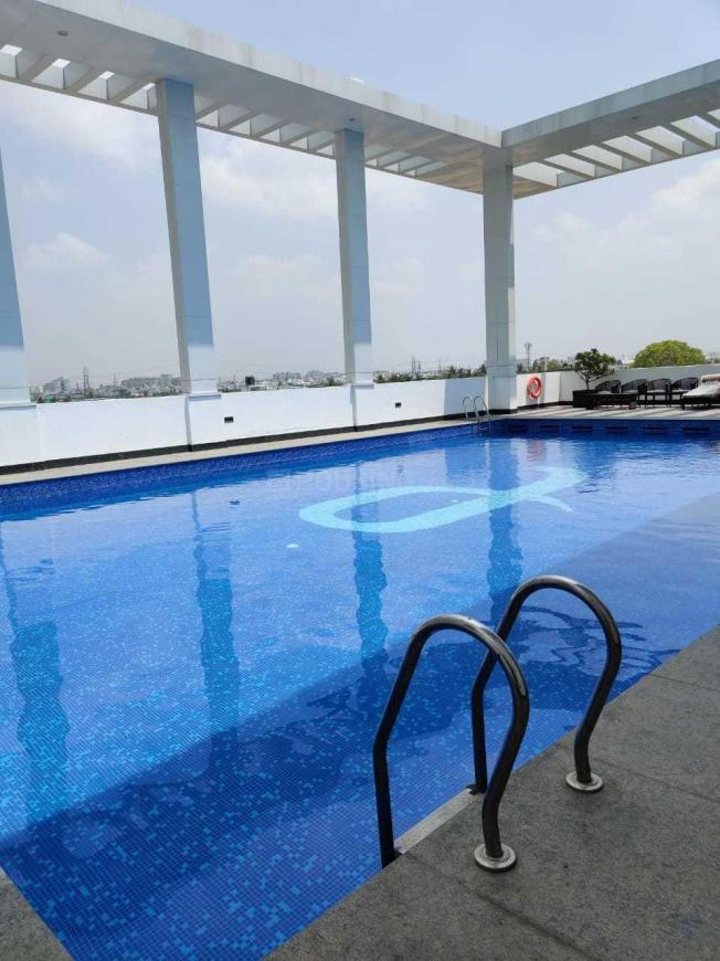 Swimming Pool Image of 1434 Sq.ft 2 BHK Apartment for buy in Perungudi for 13500000