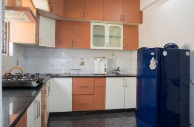 Kitchen Image of Fair Heaven Apartment in Kartik Nagar