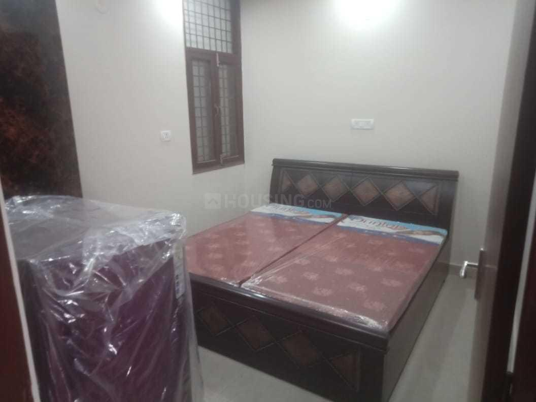 Bedroom Image of 1000 Sq.ft 3 BHK Independent Floor for rent in Sector 19 Dwarka for 26000