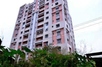 Gallery Cover Image of 1350 Sq.ft 2 BHK Apartment for buy in Panchpota for 7500000