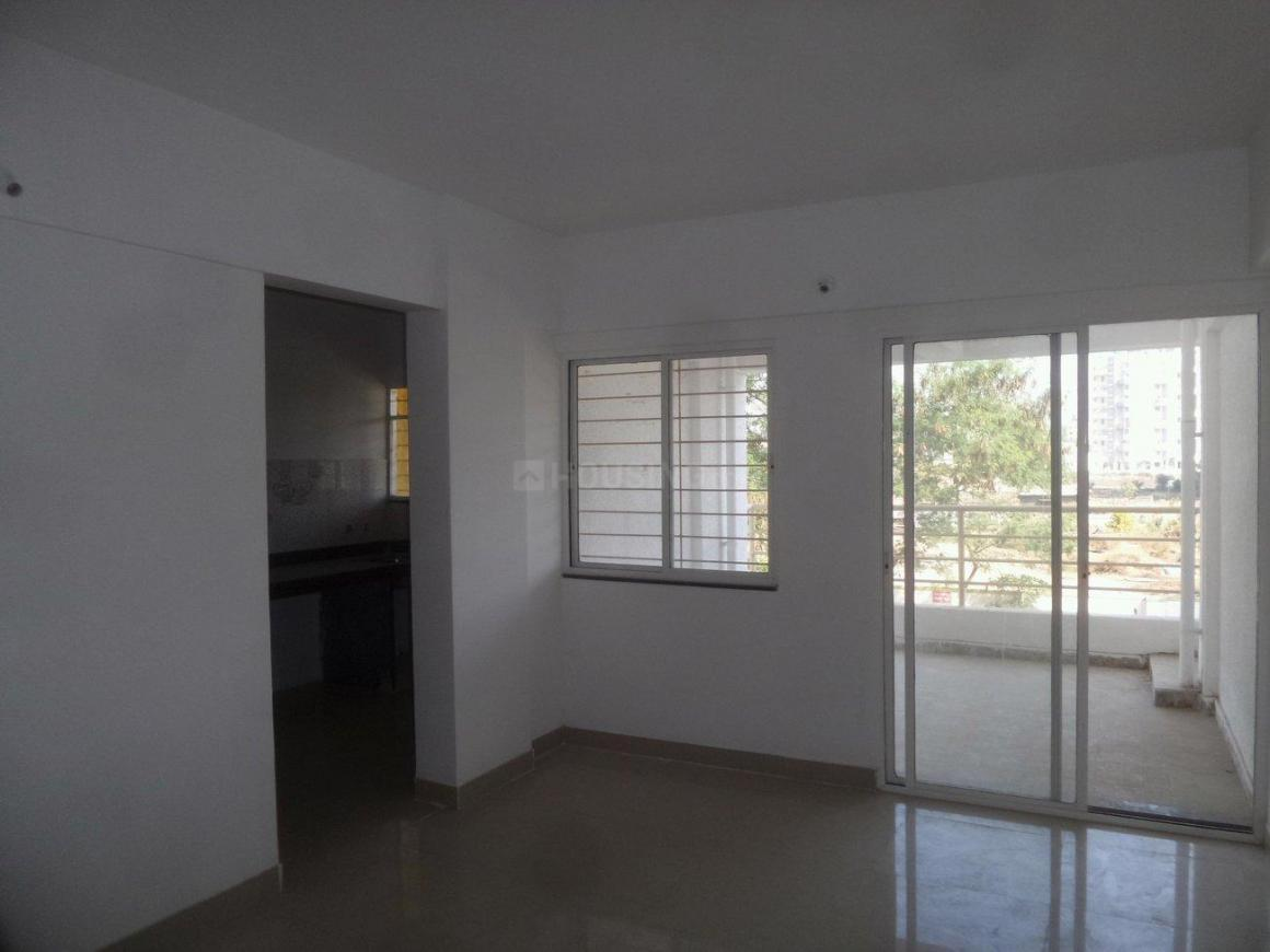 Living Room Image of 850 Sq.ft 2 BHK Apartment for rent in Dhanori for 14000