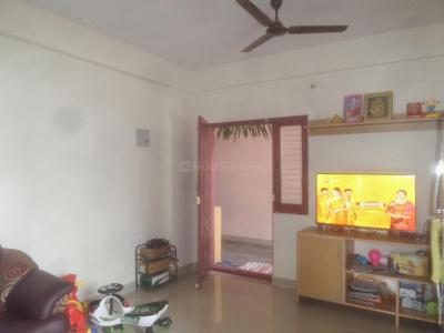 Gallery Cover Image of 750 Sq.ft 2 BHK Apartment for rent in KPC Layout for 18000