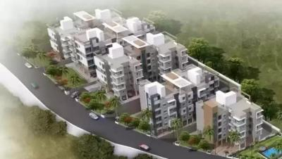 Gallery Cover Image of 800 Sq.ft 2 BHK Apartment for buy in Shree Samarth Residency, Vangani for 2400000
