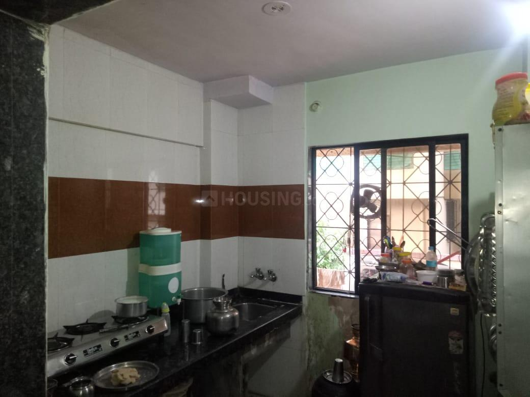 Kitchen Image of 600 Sq.ft 1 BHK Apartment for rent in Badlapur West for 4500