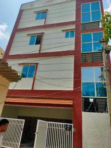 Gallery Cover Image of 600 Sq.ft 1 BHK Independent Floor for rent in Hebbal for 8000