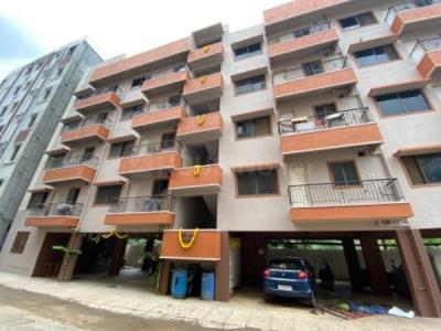 Gallery Cover Image of 600 Sq.ft 1 RK Apartment for rent in Sri Balaji Residency, Kadubeesanahalli for 15000
