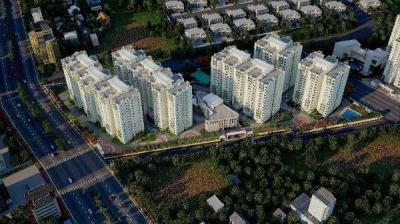 Building Image of 1270 Sq.ft 2 BHK Apartment for buy in Ramky One Galaxia Phase II, Nallagandla for 8570000