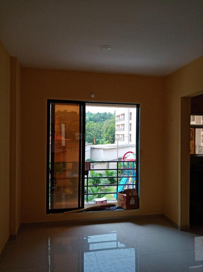 Living Room Image of 550 Sq.ft 1 BHK Apartment for rent in Taloje for 4500