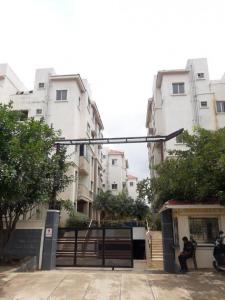 Gallery Cover Image of 655 Sq.ft 1 BHK Apartment for rent in Suraj Trinity Sunrise, Kada Agrahara for 9000