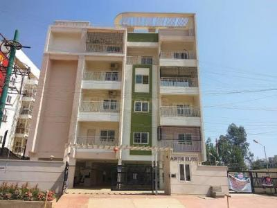 Gallery Cover Image of 1130 Sq.ft 2 BHK Apartment for buy in Adithi Elite, Bhoganhalli for 6100000