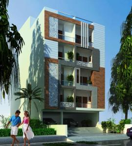 Gallery Cover Image of 1300 Sq.ft 3 BHK Independent House for buy in Sector 7 for 5500000