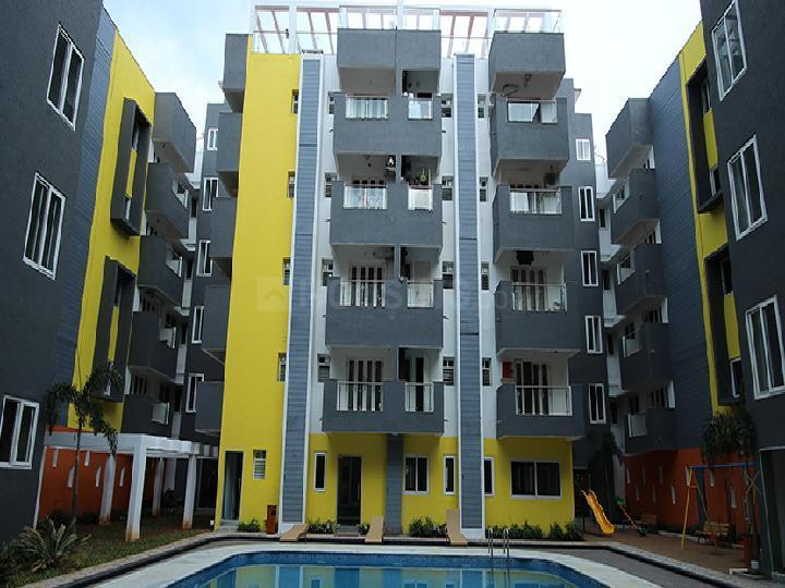 Building Image of 1496 Sq.ft 3 BHK Apartment for buy in Ganeshpeth Colony for 8000000