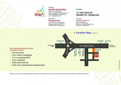 Gallery Cover Image of 850 Sq.ft 2 BHK Apartment for buy in Durga Builder Durga Homes, Aminpur for 3400000