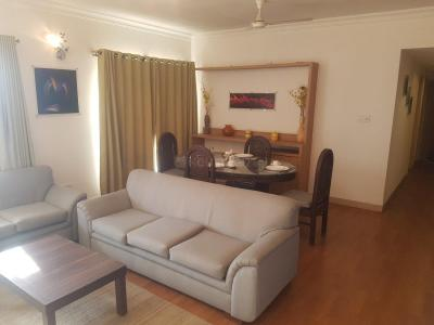 Gallery Cover Image of 1800 Sq.ft 3 BHK Apartment for rent in Maangalya Suryodaya, Munnekollal for 50000