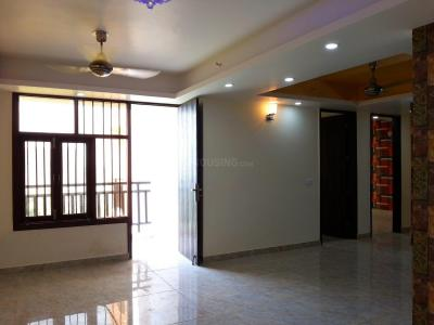 Gallery Cover Image of 1420 Sq.ft 3 BHK Apartment for buy in Crossings Republik for 7800000